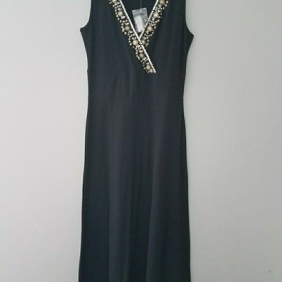 Spiegel Dresses & Skirts - Black maxi dress